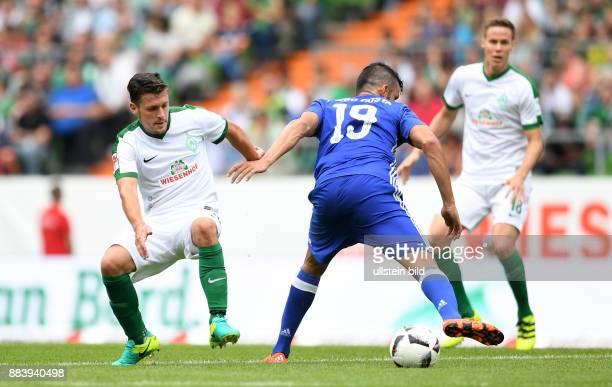 Fussball Testspiel International Saison 2016/2017 Zlatko Junuzovic gegen Diego Costa