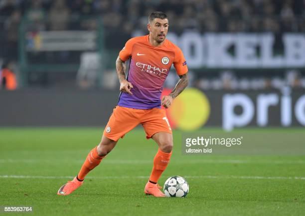 Fussball UEFA Champions League 2016/17 Vorrunde 5 Spieltag Borussia Moenchengladbach Manchester City 11 Aleksandar Kolarov