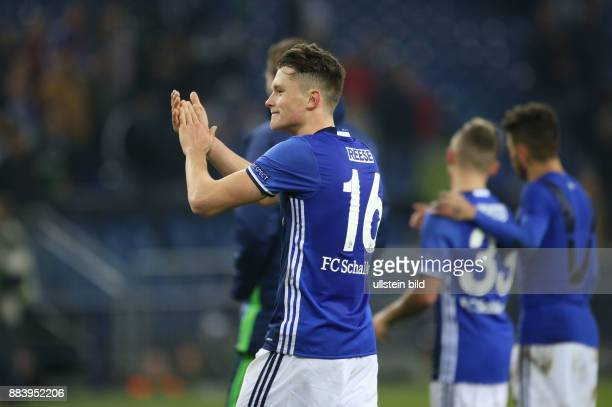 Fussball UEFA Europa League 2016/17 5 Spieltag FC Schalke 04 OGC Nizza Fabian Reese