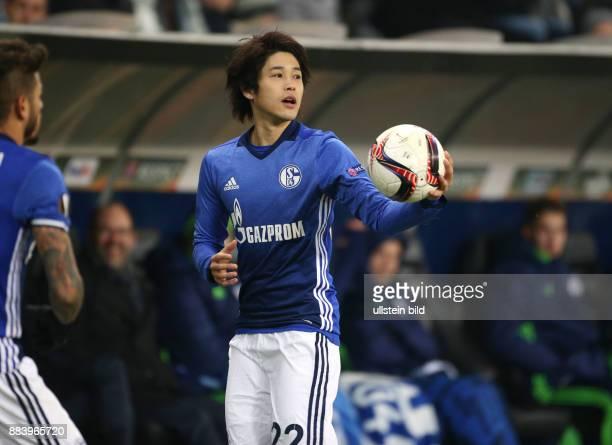 Fussball UEFA Europa League 2016/17 6 Spieltag Atsuto Uchida