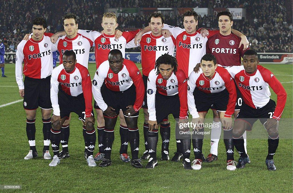 Uefa Pokal   Rotterdam Feyenoord Rotterdam Fc Schalke