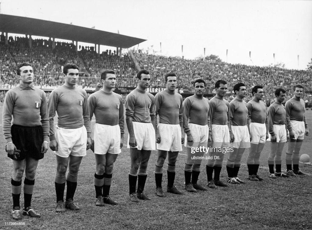 Die Italienische Mannschaft News Photo Getty Images