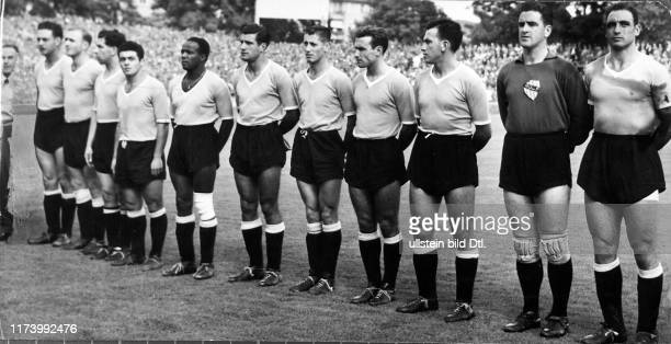 World S Best Fussball Wm 1954 Stock Pictures Photos And