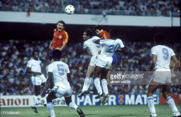 Spanien Honduras
