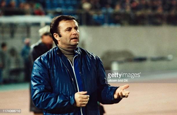 Jozef Venglos Nationaltrainer Tschechoslowakei