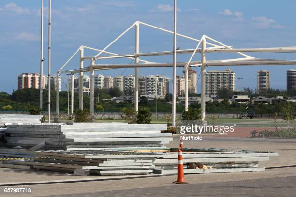 Future Arena structure is already being dismantled. The building will be transformed into 4 public schools in other regions of the city. Built to...
