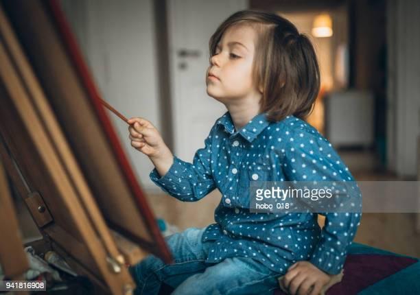 Framtida artist