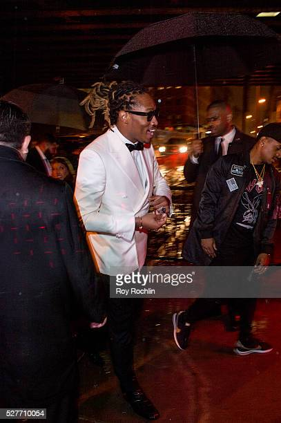 Future attends the after Party at the Standard Hotel following Manus x Machina Fashion In An Age Of Technology Costume Institute Gala on May 2 2016...