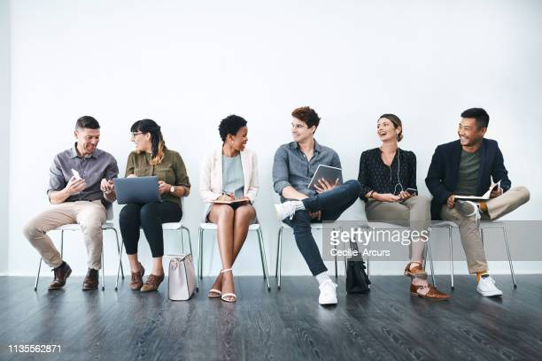 future colleagues in the making - recruitment stock pictures, royalty-free photos & images