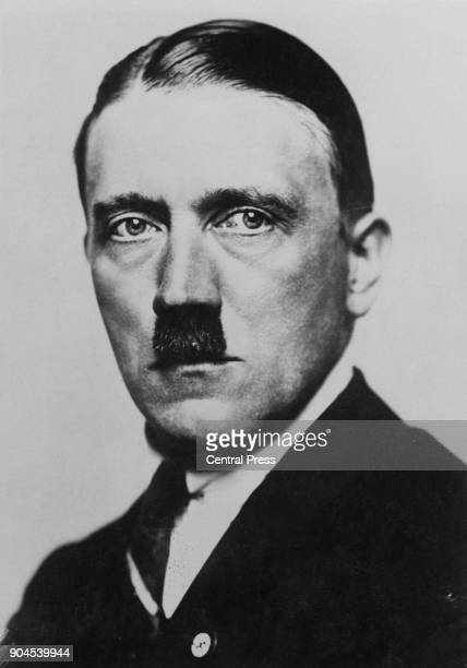 Future German Chancellor Adolf Hitler 1932