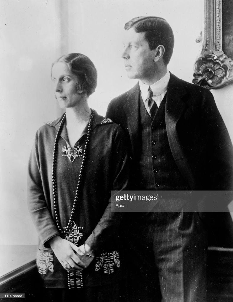 Gustav VI Adolf of Sweden : News Photo