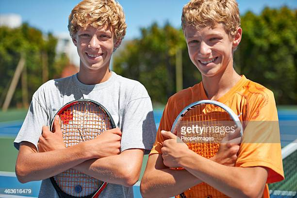 Future mens doubles champions