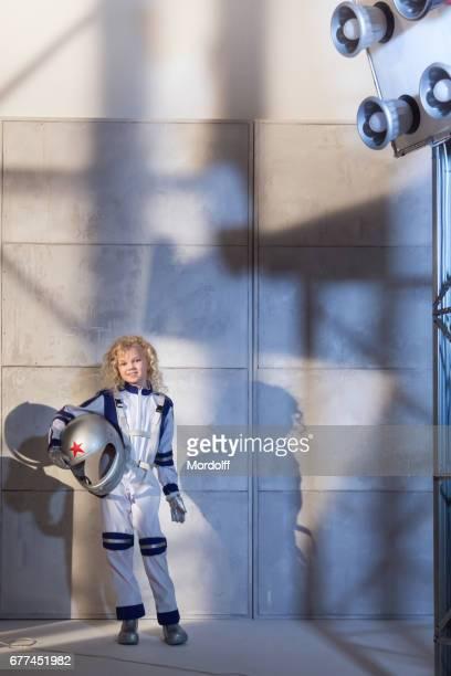 Framtiden för rysk kosmonaut