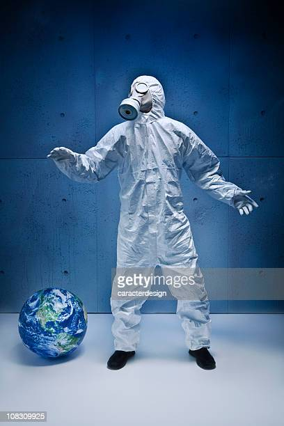 future of the world. nuclear disaster - epidemic stock pictures, royalty-free photos & images
