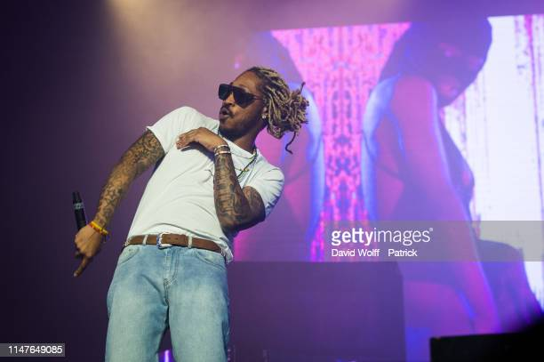 Future performs at We Love Green Festival on June 1 2019 in Paris France