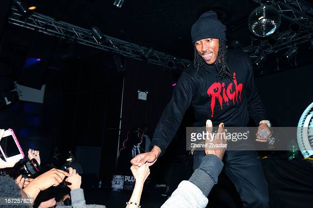 Future performs in concert at Highline Ballroom on November 30, 2012 in New York City.
