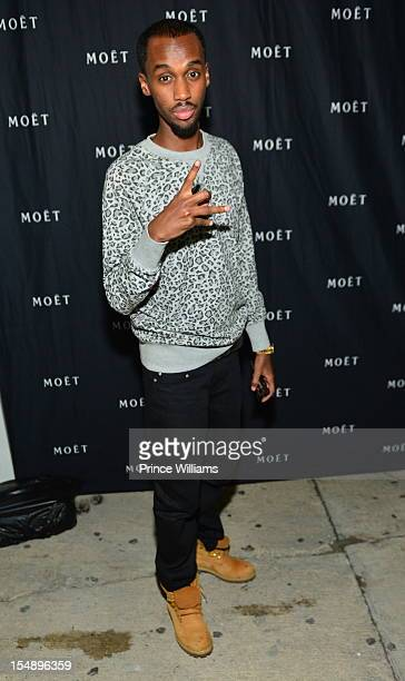 Future The Prince attends Drake's official birthday celebration at Club Compound on October 20 2012 in Atlanta Georgia
