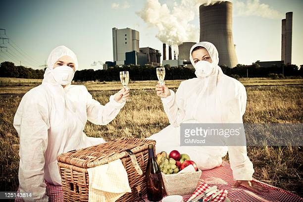 future vision - food contamination stock photos and pictures