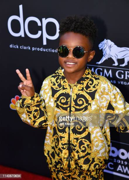 Future Zahir Wilburn attend the 2019 Billboard Music Awards at MGM Grand Garden Arena on May 1 2019 in Las Vegas Nevada