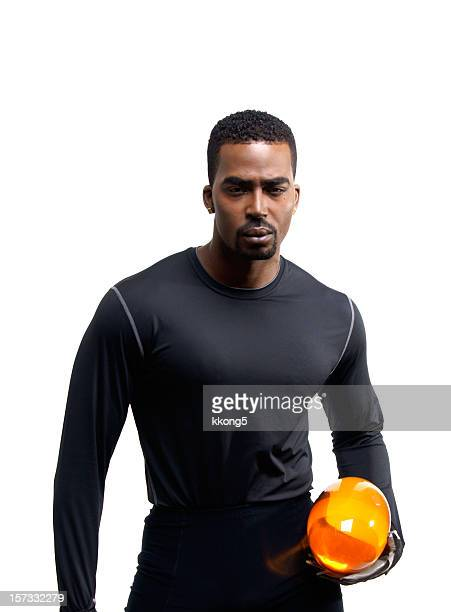 futuristic american football player - rush american football stock pictures, royalty-free photos & images