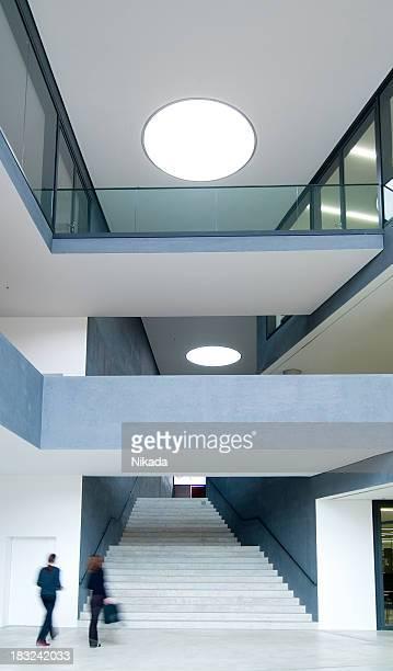 Futuristische-Gebäude