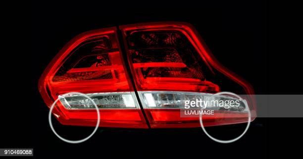 futuristic car. - futuristic car stock pictures, royalty-free photos & images