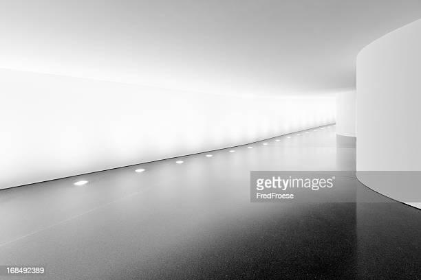 Le couloir futuriste
