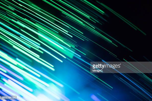 futuristic dynamic lines - striped stock photos and pictures
