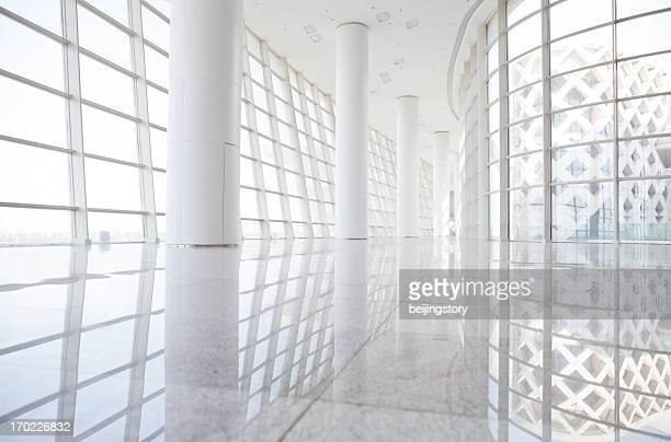 Futuristische office building