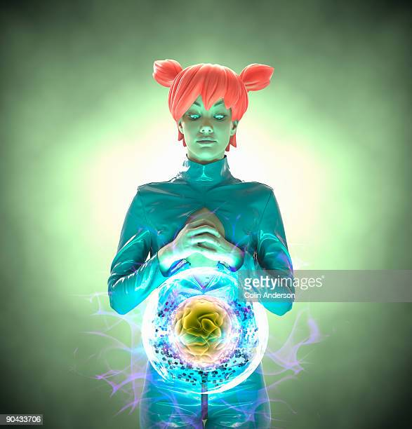 futuristic power source