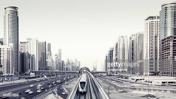 Futuristic Skyline of Dubai