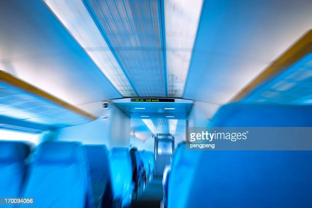 Futuristic Train