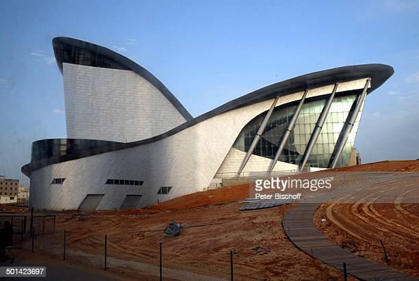 Futuristisches Haus Ashdod Israel Naher Osten Asien Reise BB DIG PNr 610/2008