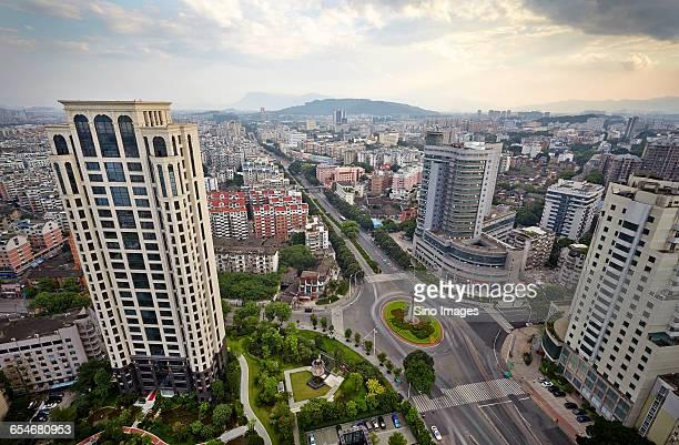 Fuzhou City Landscape