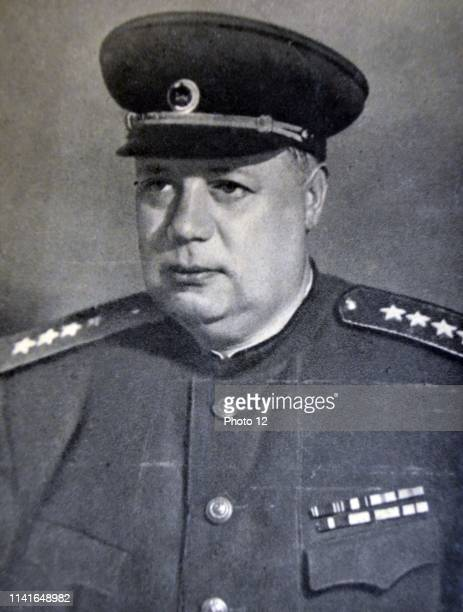 Fyodor Ivanovich Tolbukhin , 1894 -1949. Soviet military commander. August 1941, he was made the chief of staff of the Crimean Front, which he held...