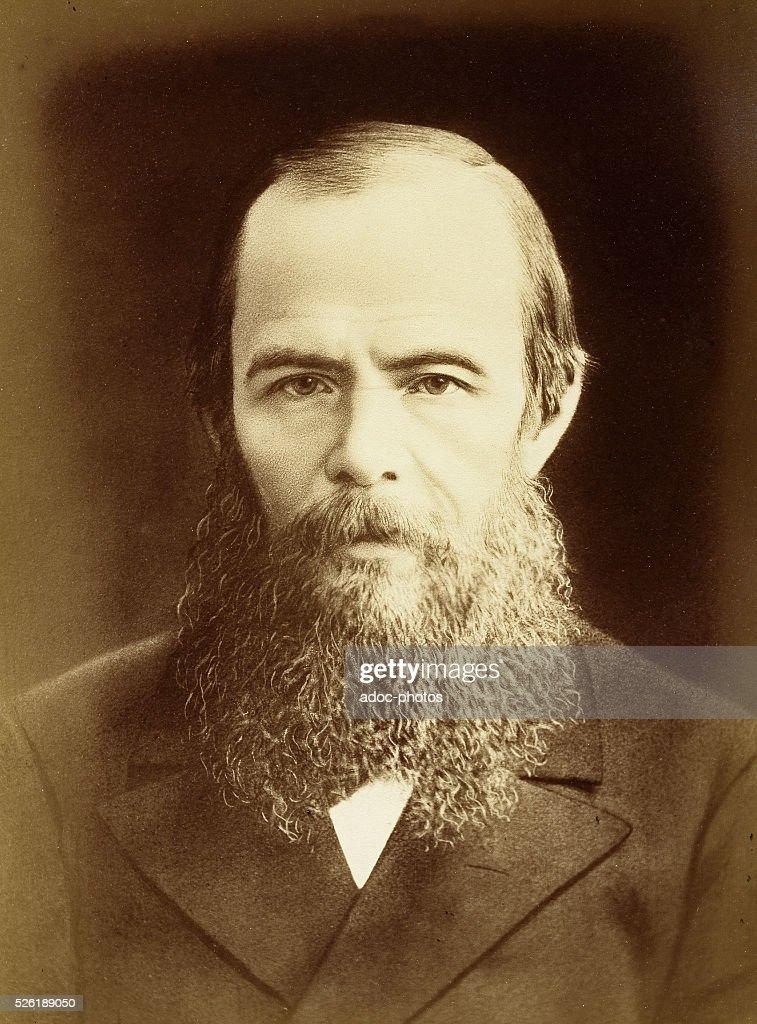 Fyodor Dostoyevsky : News Photo