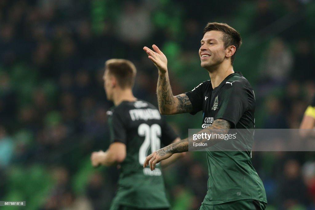 FC Krasnodar vs FC SKA Khabarovsk - Russian Premier League : News Photo