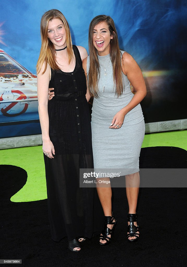 "Premiere Of Sony Pictures' ""Ghostbusters"" - Arrivals : News Photo"