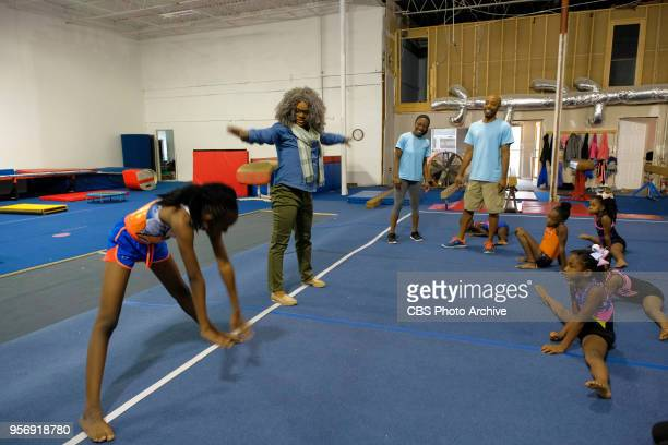 Gabby Douglas Threetime Olympic gold medal gymnast Gabby Douglas springs into undercover mode to discover gifted gymnasts and coaches on the series...
