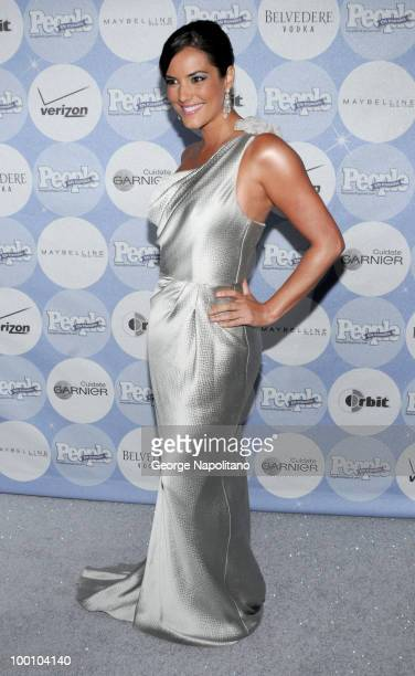 Gabby Espino attends the 14th annual People En Espanol '50 Most Beautiful' issue celebration at Guastavino's on May 20 2010 in New York City