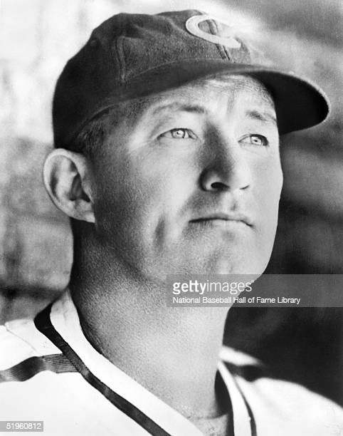 Gabby Hartnett of the Chicago Cubs poses for a portrait Charles Leo Hartnett played for the Cubs from 192240