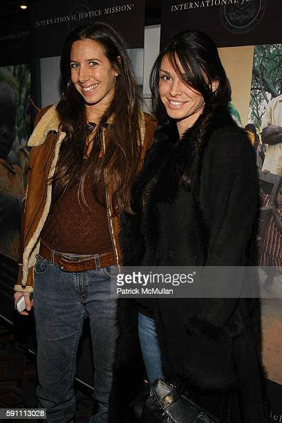 Gabby Karan and Donna Karan attend 'Model Citizens Fashion Bowl' Super Models and Friends Bowl To Raise Funds for Tsunami Victims Hosted by Amber...