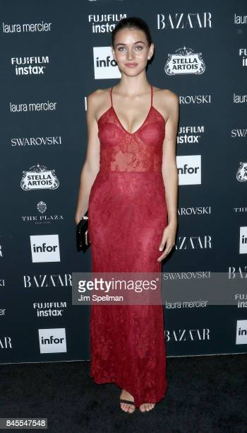 Gabby Westbrook attends the 2017 Harper's Bazaar Icons at The Plaza Hotel on September 8 2017 in New York City