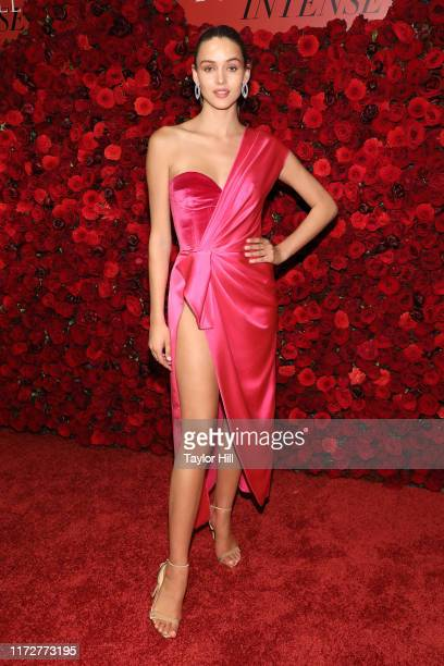 Gabby Westbrook attends the Victoria's Secret Fragrance Launch Party at The Times Square EDITION on September 05 2019 in New York City