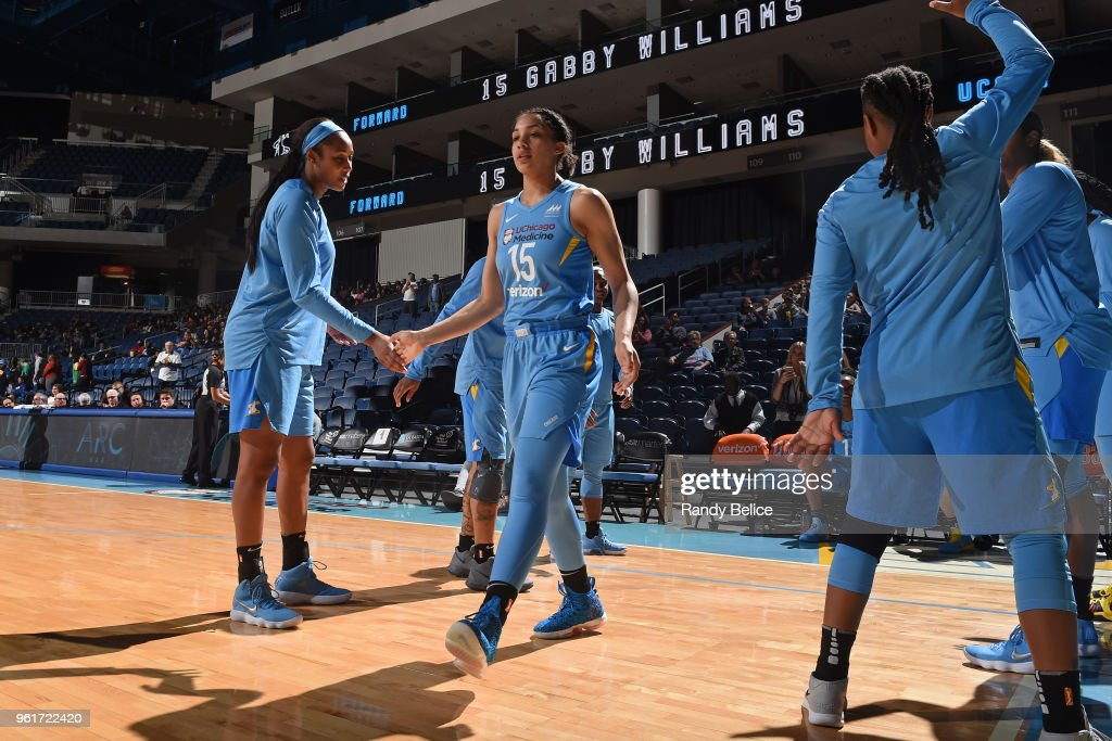 Atlanta Dream v Chicago Sky