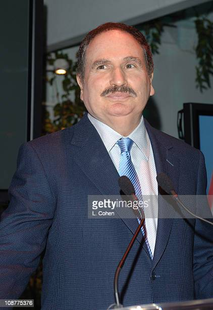 Gabe Kaplan during AOL In2TV Launch Inside at Museum of Television in Los Angeles California United States