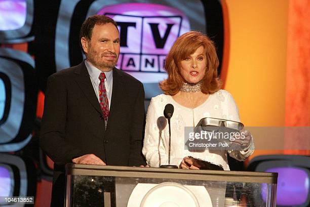 Gabe Kaplan Stefanie Powers during The TV Land Awards Celebration of Classic TV at Hollywood Palladium in Hollywood CA United States