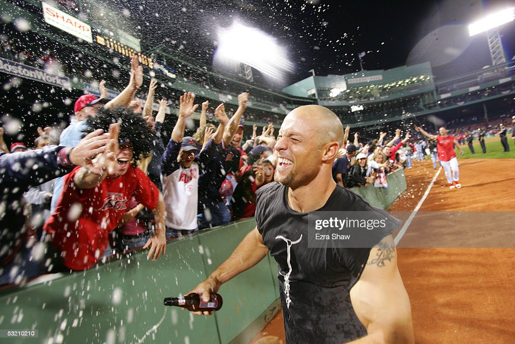 Angels v Red Sox : News Photo