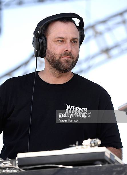 Gabe Real performs onstage during day 3 of the 2015 Coachella Valley Music & Arts Festival at the Empire Polo Club on April 12, 2015 in Indio,...