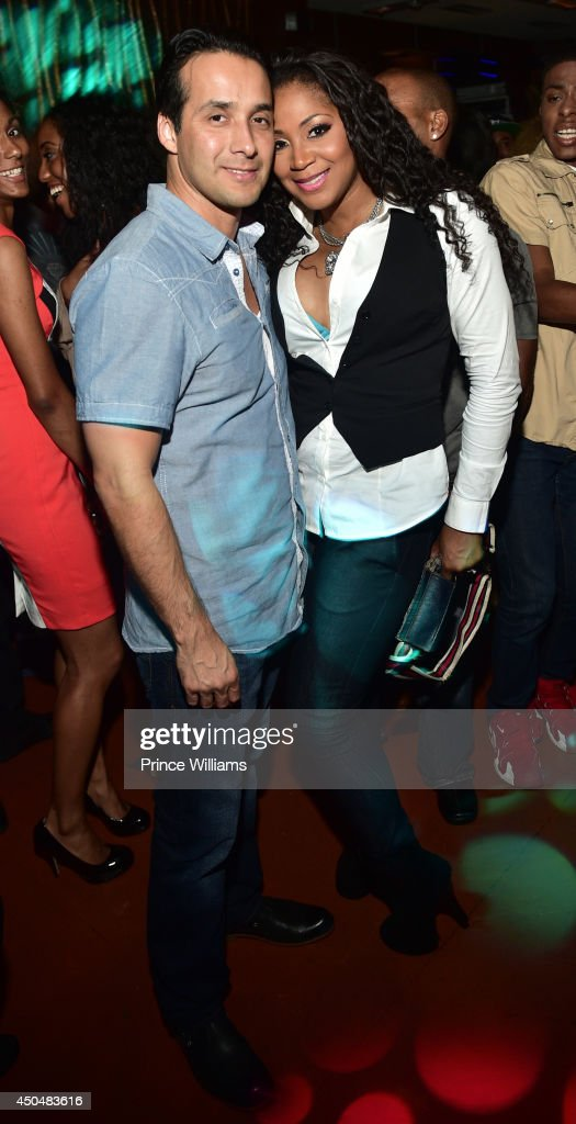 """Think Like A Man Too"" Atlanta Premiere - After Party : News Photo"